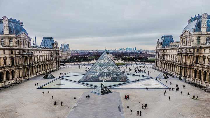 آشنایی با جاذبه های پاریس در تور فرانسه