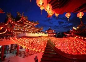 آشنایی با آداب و رسوم سال نوی چینی