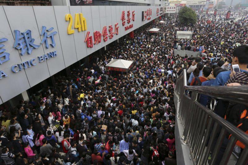 جمعیت در حال انفجار چین و سیاست های جمعیتی دولت