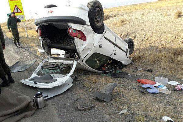 عامل 60 درصد تصادفات جاده ای یزد خواب آلودگی و خستگی است
