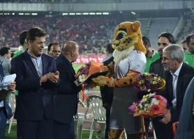 گرامیداشت روز خبرنگار توسط نماد فوتبال ایران یوپا