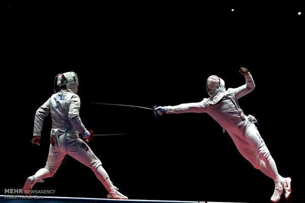 توقف مسابقات شمشیربازی در بازی های آسیایی با قطعی برق