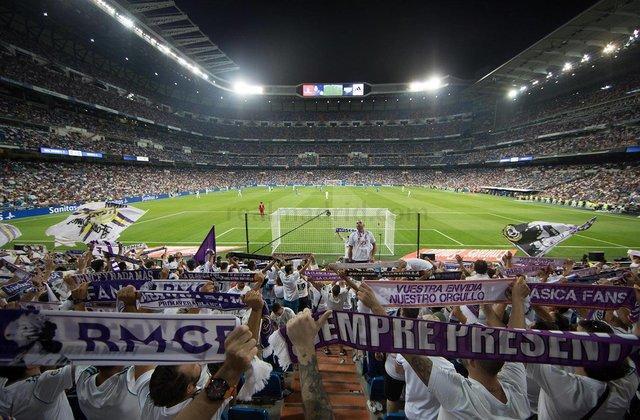 رئال مادرید و برنابئوی کم رونق پس از رونالدو