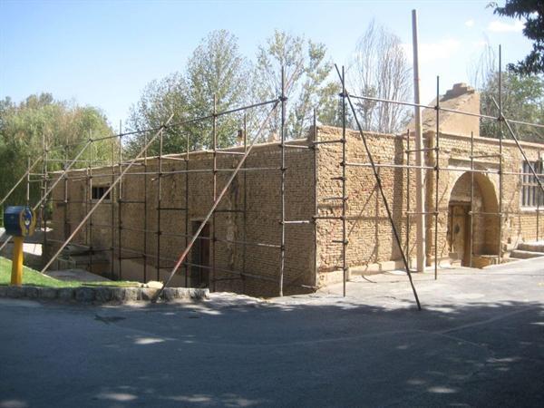 اتمام مرمت و احیای آسیاب صدساله دولت آباد در شهرستان مبارکه اصفهان