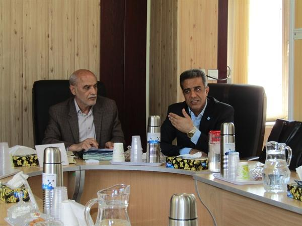 برگزاری نشست مدیرکل میراث فرهنگی چهارمحال و بختیاری با اعضای شورای اسلامی شهرکرد