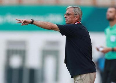 کرانچار: ناچار به ایجاد تغییرات شدیم، کره یا تیم دیگر فرقی نمی کند