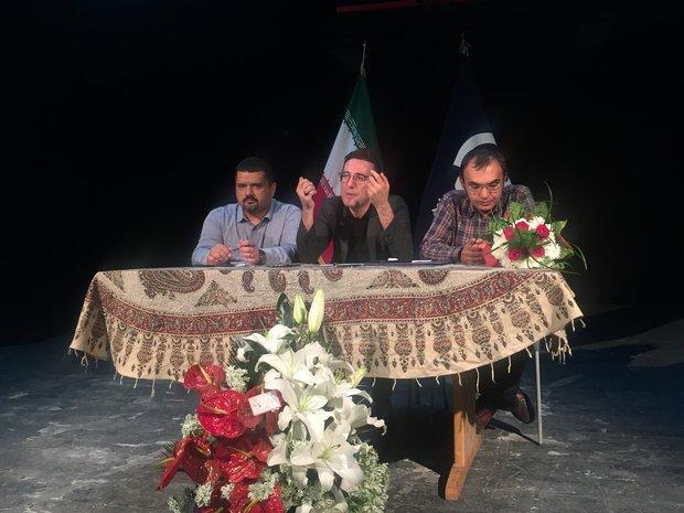 تئاتر شهر تبریز متعلق به همه هنرمندان است