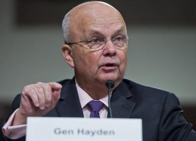 هایدن: به رغم اختلاف نظرها، مک کین هرگز به لغو مجوز امنیتی ام فکر نکرد