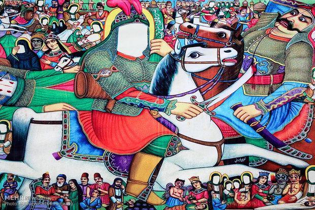 عمارت نقالان ایران تأسیس گردد، پیش بینی محلی برای آثار آیینی کهن