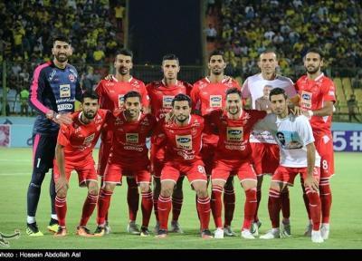 لیگ قهرمانان آسیا، اعلام ترکیب پرسپولیس برای دیدار با الدحیل