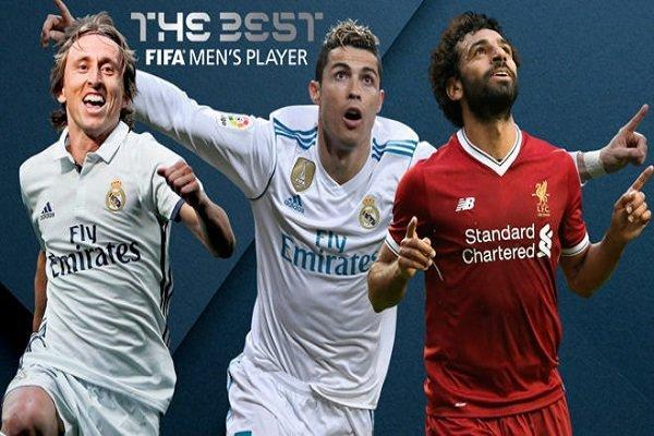 منتظر انتخاب مودریچ به عنوان بهترین بازیکن سال فیفا باشید