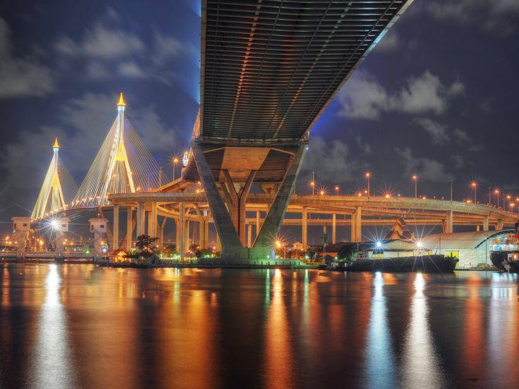 آشنایی با پل های تایلند