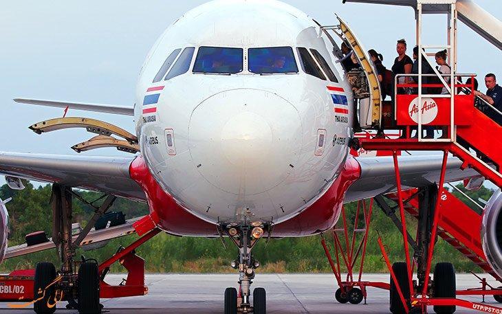 فرودگاه بین المللی یو-تاپائو پاتایا تایلند