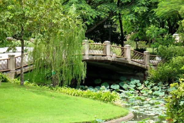 آشنایی با پارک ملکه سیریکیت (Queen Sirikit Park)