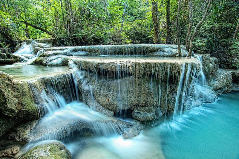 دیدار از آبشارهای تایلند