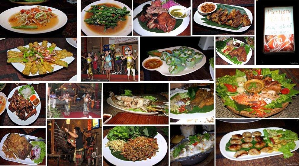 آشنایی با رستوران های بانکوک