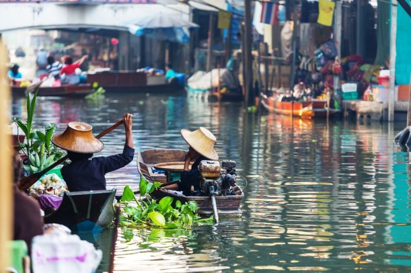 جاذبه های کمتر دیده شده تایلند