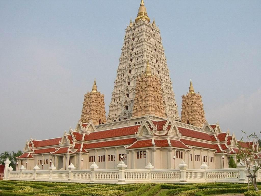 آشنایی با معبد وات یانسانگ پاتایا