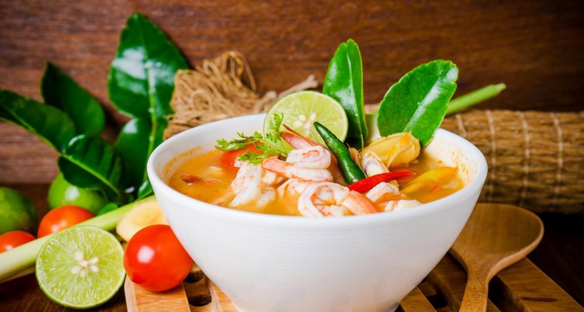 با غذاهای تایلندی آشنایی شوید
