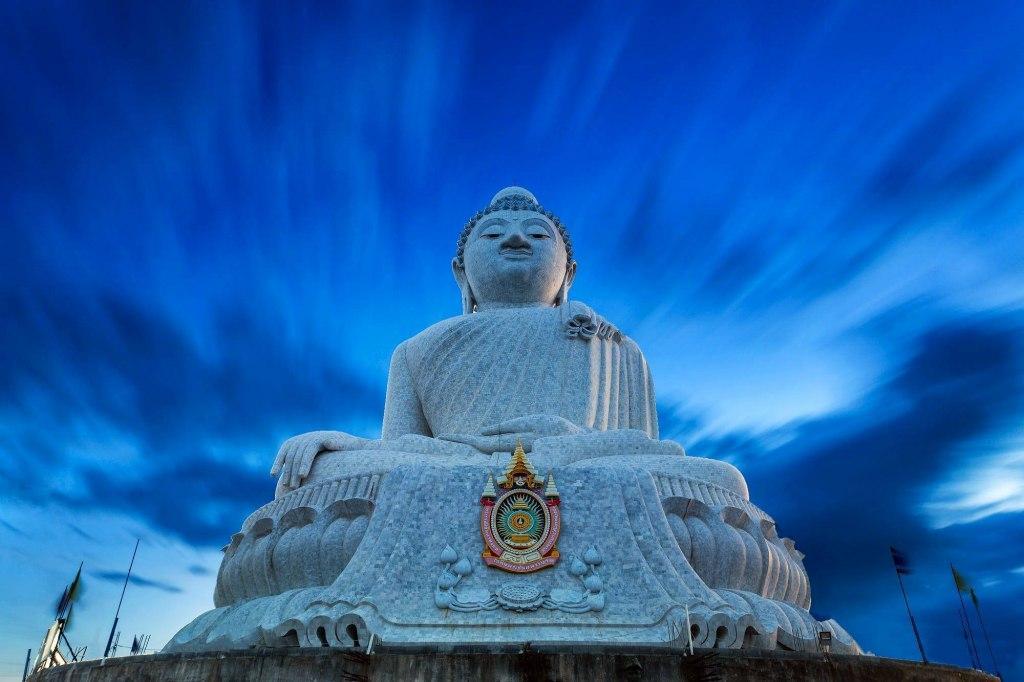 دیدار از مجسمه بودای بزرگ در تور پوکت