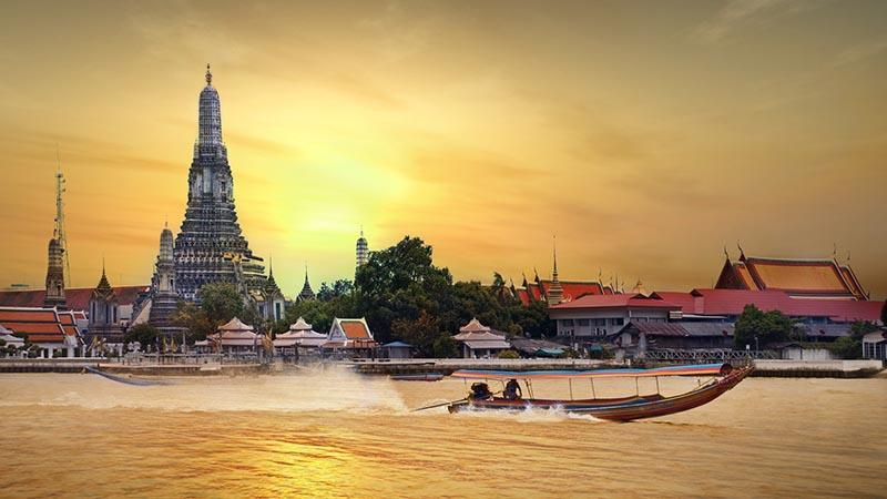 راهنمای سفر به تور بانکوک