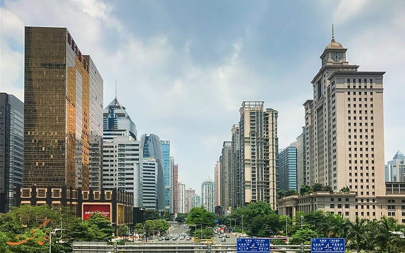 آشنایی با شهر گوانگجو چین