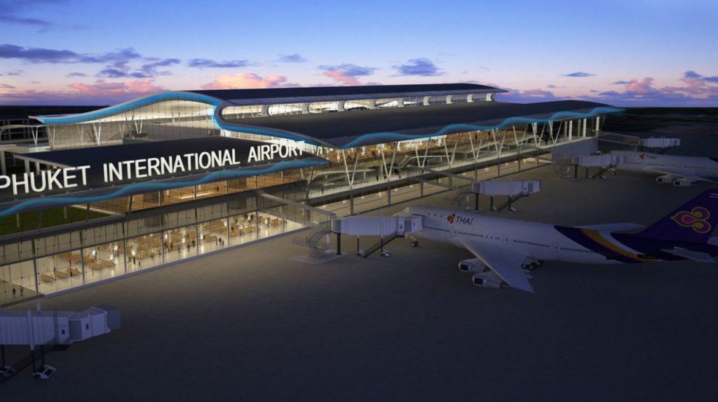 جابجایی از فرودگاه پوکت تا جاذبه های گردشگری شهر