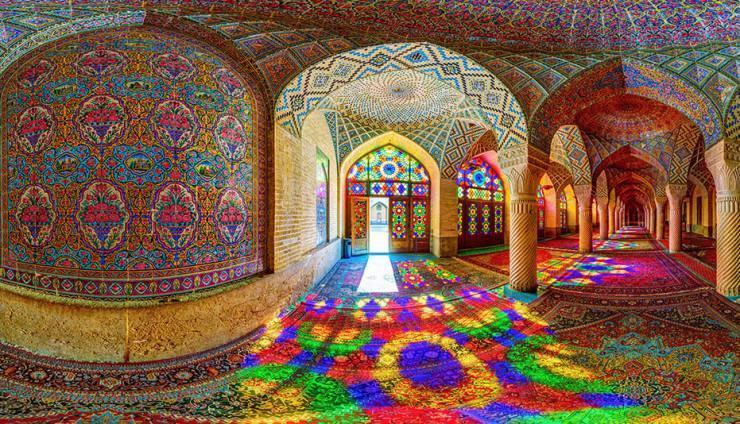 10 معماری اسلامی برتر