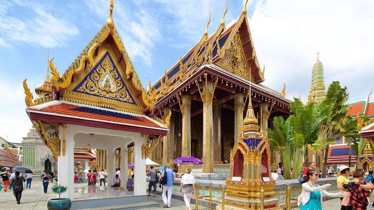 مجسمه بودای زمردین تایلند