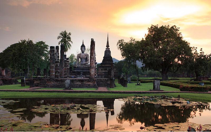 معرفی شهر سوخوتای تایلند