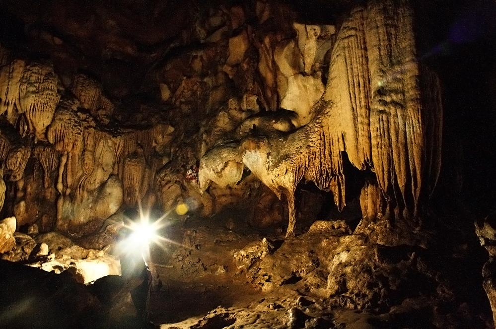 غار چیانگ دائو تایلند