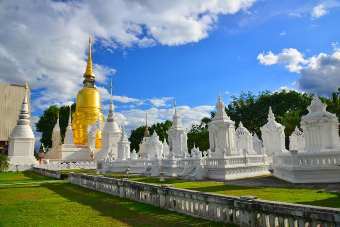 آشنایی با معبد وات سوان چیانگ مای تایلند
