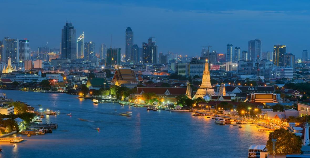 آشنایی با رودخانه چائوپرایا بانکوک