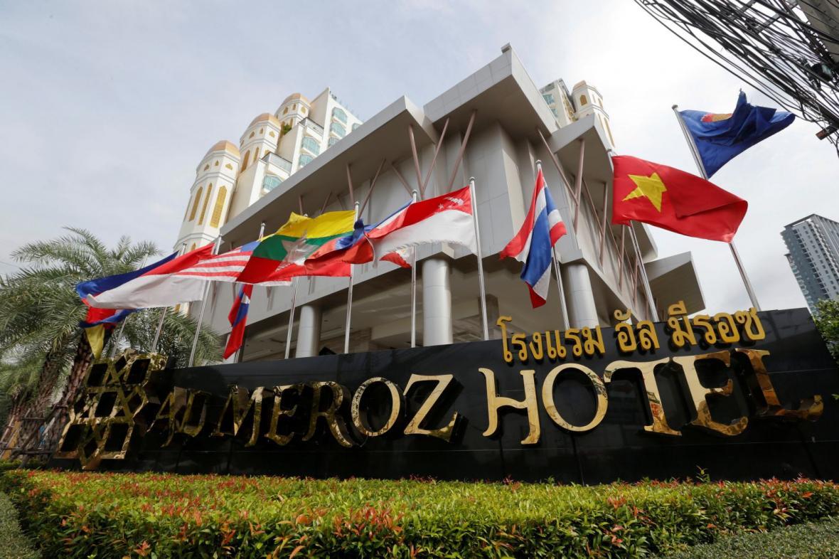 انتخاب هتل در بانکوک