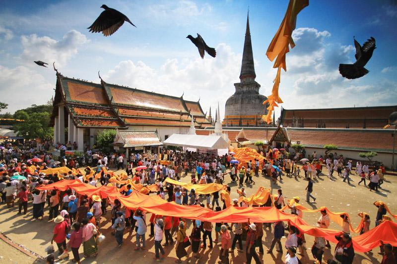 راهنمای سفر ارزان به تایلند