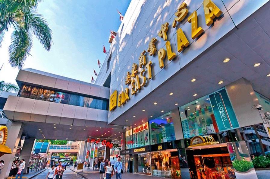 مرکز خرید فار ایست پلازا سنگاپور