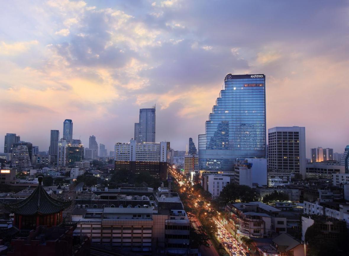 هل پولمن جی بانکوک
