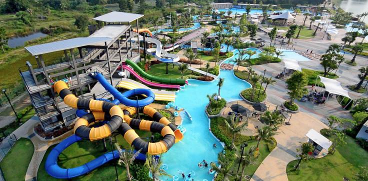 پارک آبی پاتایا (Water Park Pattaya)