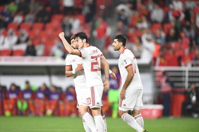 جلالی: ایران بهترین تیم مسابقات است، طارمی و آزمون مثل تانک هستند