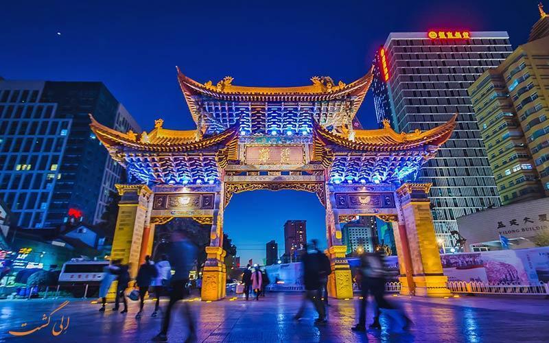 هزینه های سفر به تور چین چقدر است؟
