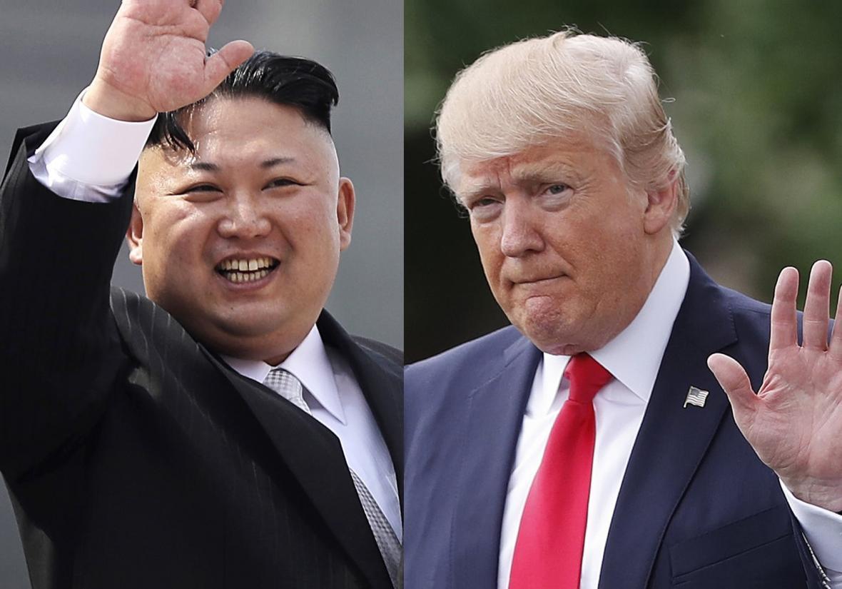 رهبر کره شمالی برای دیدار با رئیس جمهور آمریکا راهی ویتنام شد