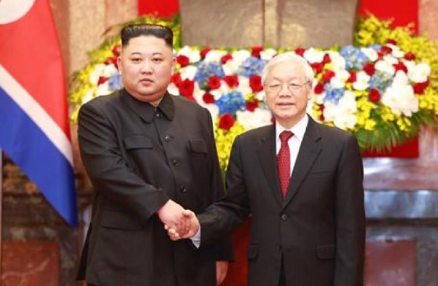 کیم: روابط با ویتنام در همه زمینه ها توسعه می یابد