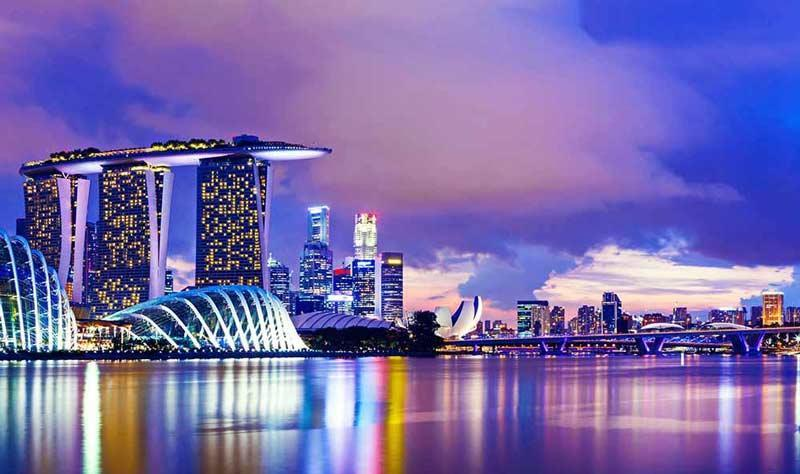 آشنایی با جاذبه های سنگاپور