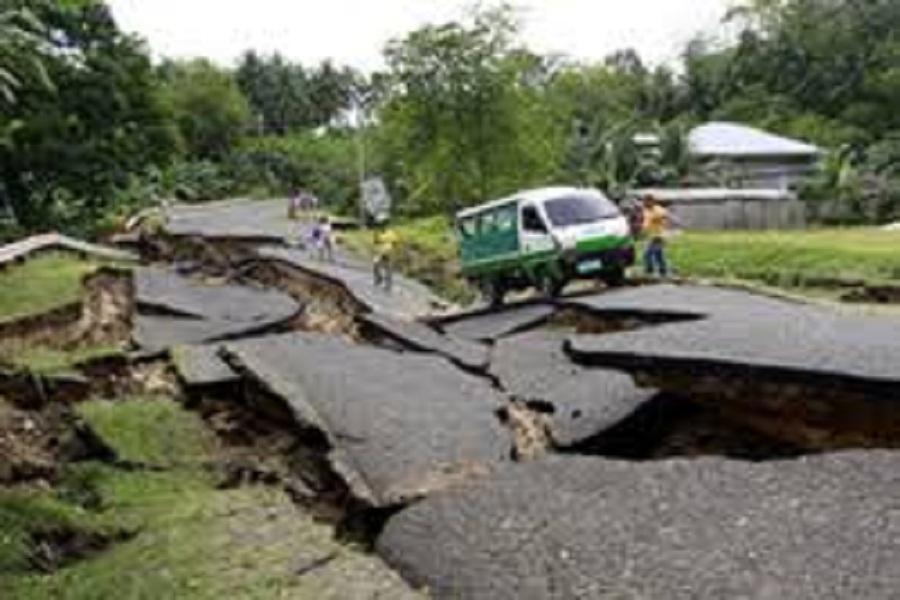 زمین لرزه 6.9 ریشتری اندونزی را لرزاند