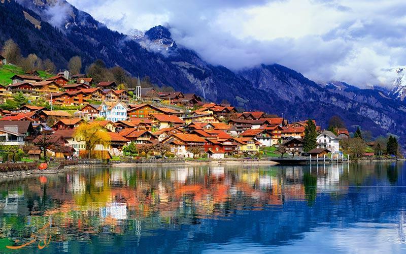 چرایی سفر به سوئیس در یک نگاه