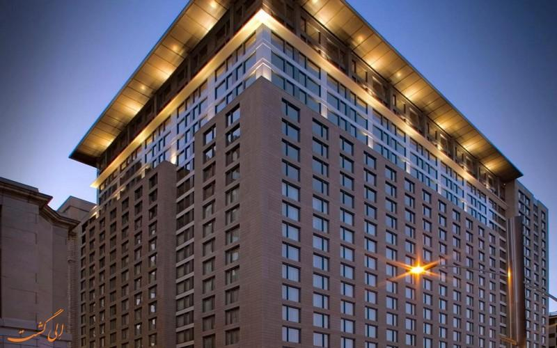 معرفی هتل 4 ستاره امبسی سوییتز مونترال کانادا