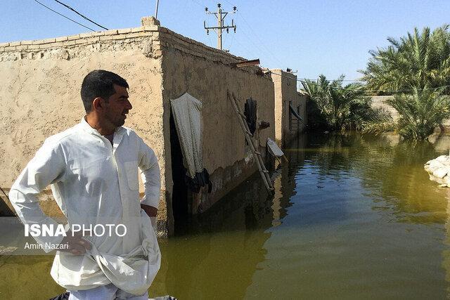 خسارت 850 میلیارد تومانی سیل به زیرساخت های جاده ای خوزستان