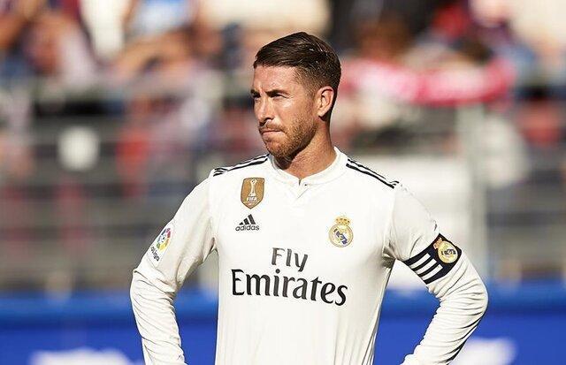 راموس: می خواهم در رئال مادرید بازنشسته شوم