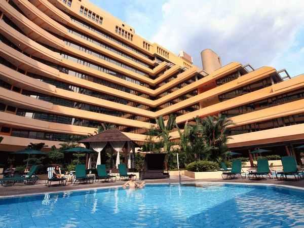 آشنایی با هتل های مالزی