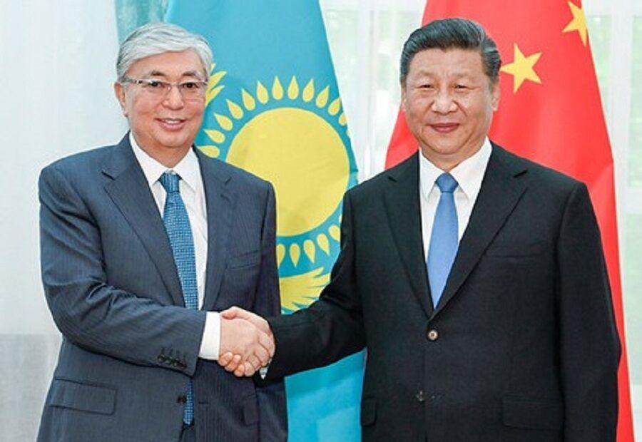 خبرنگاران رییس جمهوری چین: روابط چین و قزاقستان پایه محکمی دارد